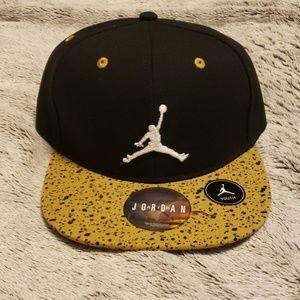 Jordan Jumpman Snapback  Basketball Hat